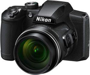 Descriptif de l'appareil photo numérique Nikon Coolpix B600 dans un comparatif gagnant