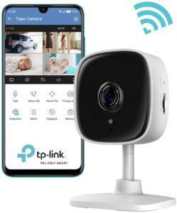 Informations utiles sur la caméra de surveillance TP-Link