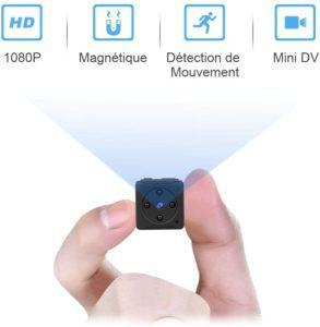 Quelques informations sur la caméra miniature