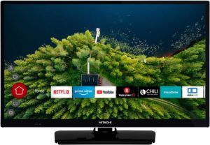 Testé la consommation d'énergie des télévisions écran plat