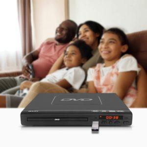 Quels sont les avantages d'un lecteur DVD?