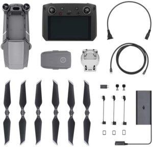 Les types des drones avec caméra de type multicoptère