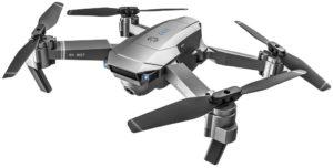 Le poids et l'envergure drone avec caméra