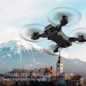 Quels types de comparatif drone avec caméra existe-t-il?