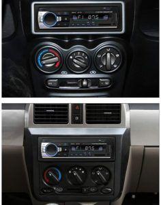 Le type d'autoradio Bluetooth 1 DIN