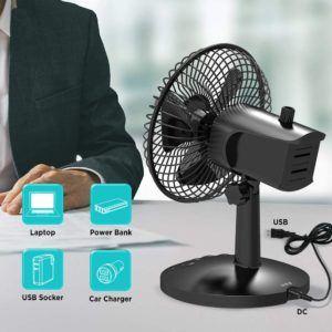 EasyAcc Ventilateur USB