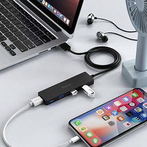 Définir une multiprise USB 3.0 4 ports Aceele ?