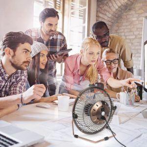 Quelles sont les alternatives au ventilateur usb ?