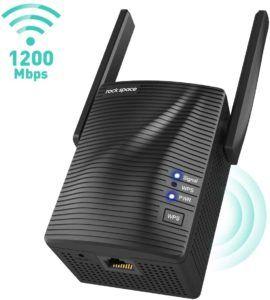 Exemple d'amplificateur Wifi