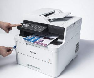 Comment évaluer une imprimante Brother MFCL3750CDW ?