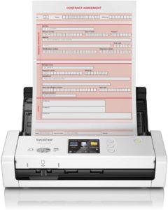 Exemple de scanner