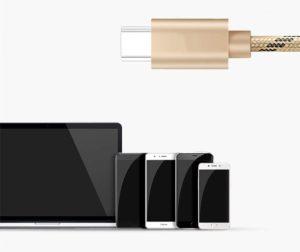 Test de vitesse de chargement d'un câble micro USB