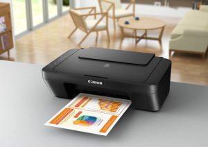 Définir l'imprimante Canon Italie PIXMA ?