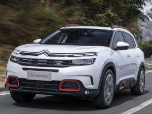Évaluation du modèle Citroën C5 Aircross