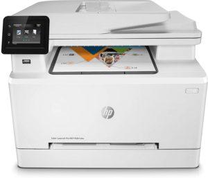 Définir une imprimante HP Color laserjet pro M281FDW ?