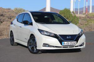 Évaluation du modèle La Nissan Leaf 2