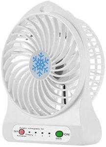 Quelle est la vitesse du ventilateur usb ?