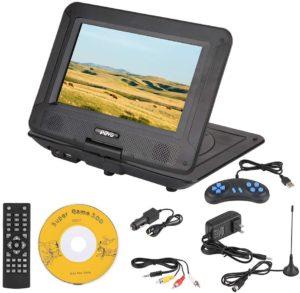 Quels sont les plus grands avantage d'un lecteur DVD portable dans un comparatif