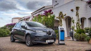 Testés l'agrément de conduite du Renault Zoe