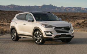 Qu'est-ce qu'un Hyundai tucson exactement dans un comparatif?
