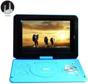 Qu'est-ce qu'un lecteur DVD portable exactement dans un comparatif?