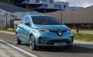 Qu'est-ce qu'une Renault Zoe exactement dans un comparatif?