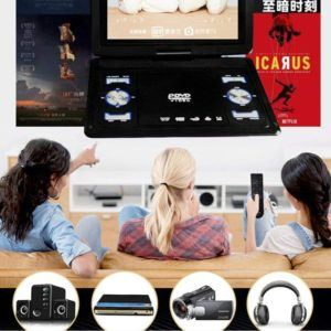 Les différents types lecteur DVD portable double écran