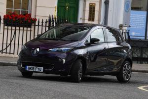 Testé l'entretien du Renault Zoe