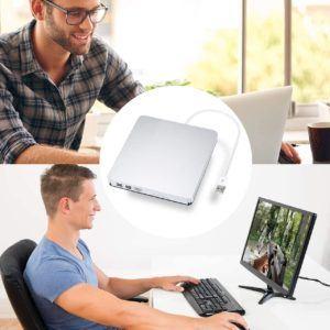 Comment fonctionne un lecteur DVD externe ?