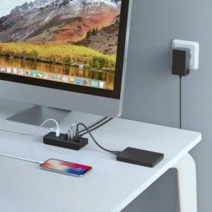 Comment fonctionne une multiprise USB ?