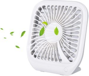 Description du mini ventilateur usb