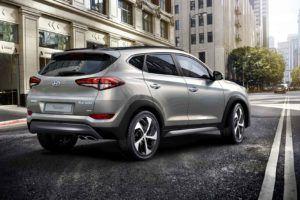 Testés les points forts pour le Hyundai tucson