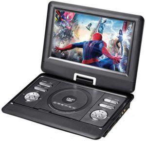 Comment sont testés les lecteurs DVD portables ?