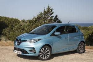 Testés les points forts de la Renault Zoe