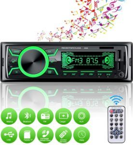 Autoradio Bluetooth Mains Libres