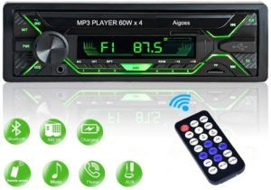 Aigoss Autoradio Bluetooth