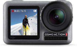 Qu'est-ce qu'une DJI Osmo Action Cam ?