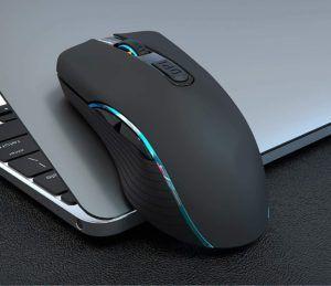 Le design d'une souris Bluetooth dans un comparatif gagnant