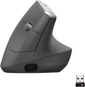 Évaluation de la souris ergonomique Logitech dans un comparatif