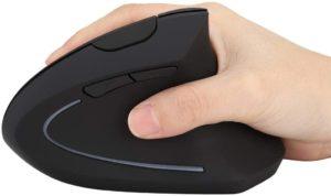 Définition d'une souris Bluetooth ergonomique dans un comparatif