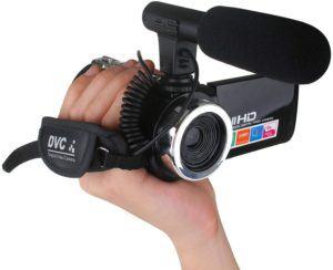 Les meilleures alternatives pour un caméscope