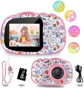 Où dois-je plutôt acheter mon appareil photo pour enfants ?