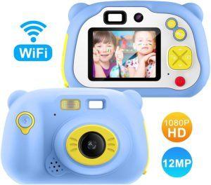 Le test d'ergonomie d'un appareil photo enfant