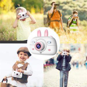 Résultat du Test de fonctionnalité d'un appareil photo enfant