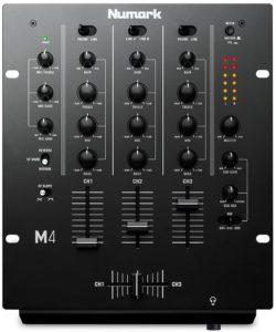 Testés le design et l'ergonomie du table de mixage