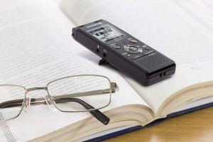 Définir un dictaphone numérique ?