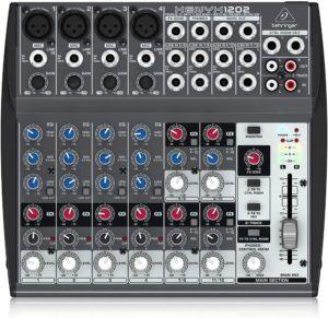 Comment fonctionne une table de mixage exactement?