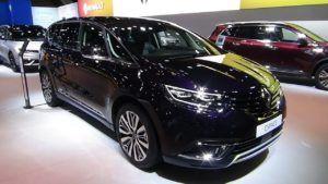 Testés les points forts pour le Renault Espace