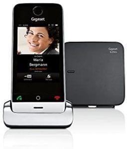 Gigaset SL910A Téléphone numérique sans fil