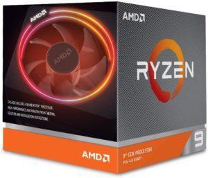 AMD RYZEN9 3900x